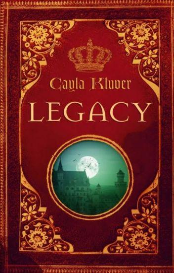Legacy -Cayla Kluver