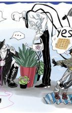 Ask Or Dare The Creepypastas by Ticci_Toby_1924