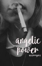 angelic power • a. lightwood by acciorogers