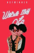 we're my otp [jikook] by magicbea