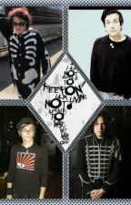 My Chemical Romance{Smut} by aerial325