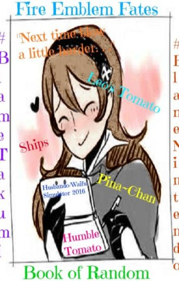 Fire Emblem Fates: Book of Random