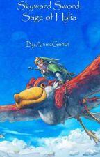 The Legend of Zelda - Skyward Sword by AnimeGmr101