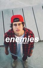Enemies|| .Nash Grier by okaymagcon