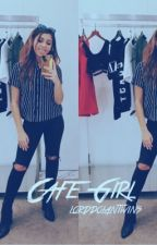 Cafe girl//g.d (ON HOLD) by Preachingdolan