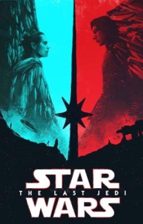 Star Wars: Episode 8/ The Last Jedi by DelaneyML