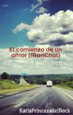 El comienzo de un amor (MariChat) by KarlaPrincezadelRock