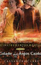 Instrumentos Mortais - Cidades Dos Anjos Caídos by jupsilv