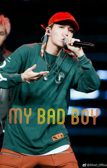 My bad boy • v.h [PAUSADA]
