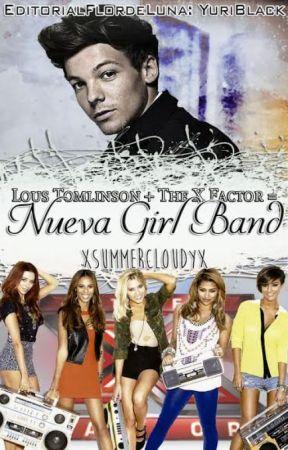 Louis Tomlinson + TXF = Nueva Girl Group... |1D| by xSummerCloudyx