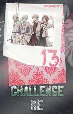 |Pausado| {Quartet Night} Challenge Me (Idol Co) by Fershu-Senpai