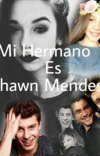 Hermana De Shawn Mendes?! by valentinaM1998