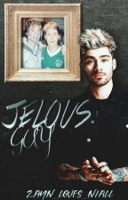 Jealous Guy  by Zayn_loves_Niall