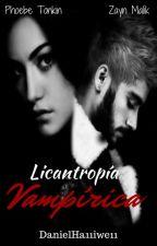 Licantropía Vampírica → Zayn Malik by DanielHa11iwe11