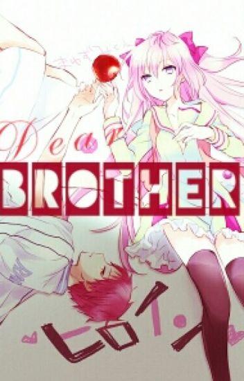 Dear Brothers! [AkashixReaderxKuroko]