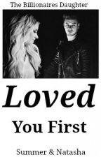 Loved you first || l.p by Having_Moments