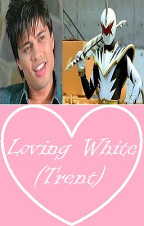 Loving White (PR Dino Thunder)(Trent) by cuddles2405
