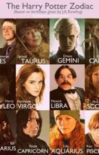 Harry Potter Zodiac $igns by Lovegood_Lestrange