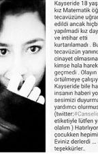 Cansel İçin SUSMA by Mrs_duygusuz