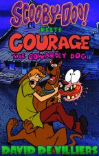 Scooby-Doo! meets Courage the Cowardly Dog by DaviddeVilliers