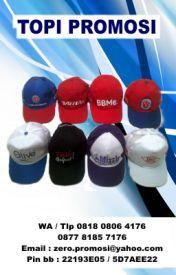 Topi Promosi - Konveksi Topi - Produksi Topi by AngelikaRahayu