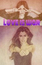 Love Is War by sarakubat