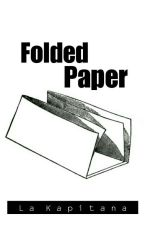 Folded Paper by LaKapitana