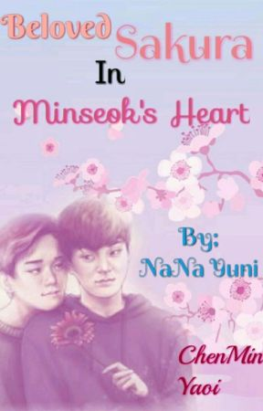 Beloved Sakura In MinSeok's Heart by ChenMin_OAsis
