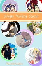 Dragon Mating Season  by MarissaMelody