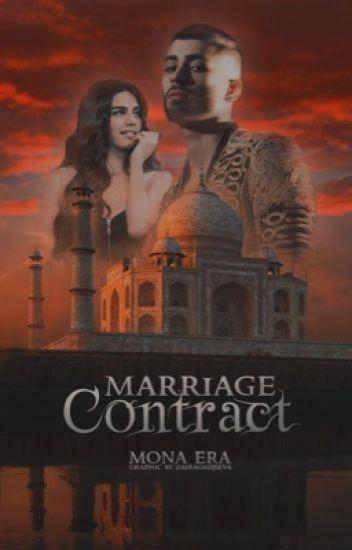 Брак по договору. [Zayn Malik]