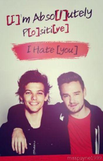 [I]'m Abso[l]utely P[o]siti[ve] I Hate [you] (ʟıʟᴏ ᴘᴀʏʟɪɴsᴏɴ)