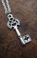 Seven Silver Keys by AudreyMSchultz