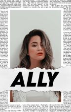 Ally Girl by shawndope