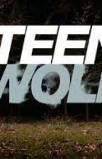 A Teen Wolf Love Story by writingxprincess1