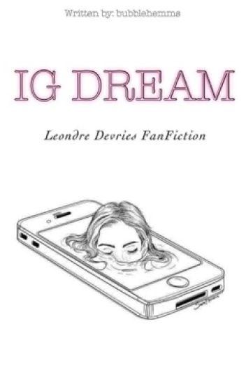 IG DREAM L.Devries  ZAWIESZONE 
