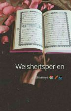 Weisheitsperlen by Shaamiye