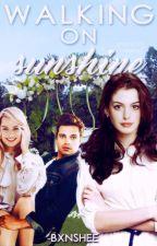Walking on Sunshine ➻ Sebastian Stan by -bxnshee