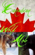 Canadian Wolf Mob by Nolana