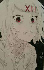 my anime/random sketchbook part 2 by otakugirl0
