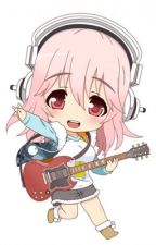 Male reader X Super Sonico by coolguy6267