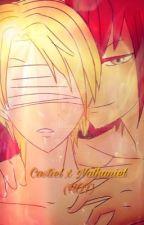 Castiel X Nathaniel  by Suzuky-San