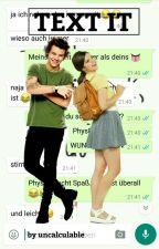 Text it // Harry Styles by joli_prc