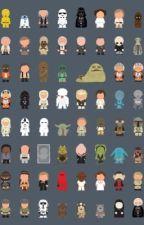 Star Wars Book by Maraudeer