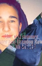 The next summer (Hunter and Brandon Rowland) by Micki2233