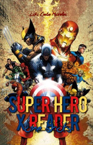 Superhero x Reader One Shots
