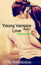 Young Vampire Love  by Rwindolove