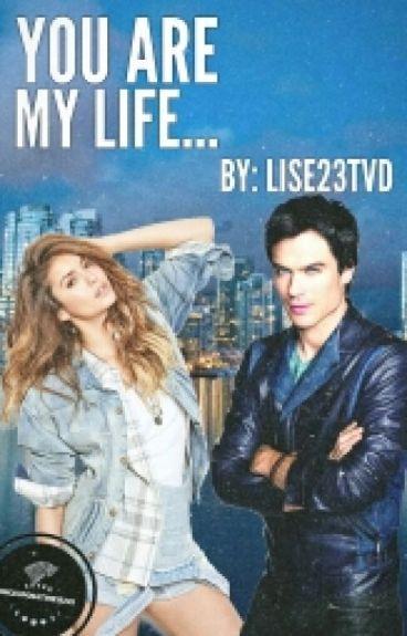 Nina et Ian, You are my life...