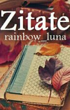 Zitate by rainbow_luna