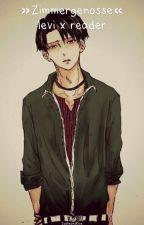 »Zimmergenosse« levi x reader  by JooheonsRice