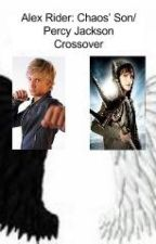Alex Rider: Chaos' Son/ Percy Jackson Crossover by dpw750
